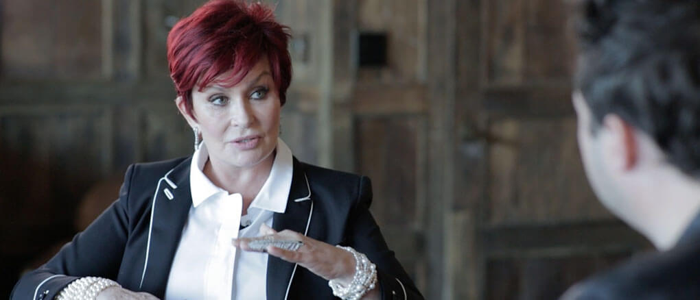 Sharon Osbourne video